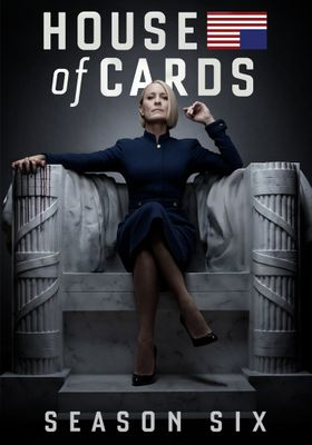 House of Cards Season 6's Poster