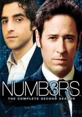 Numb3rs Season 2's Poster