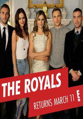The Royals Season 4's Poster