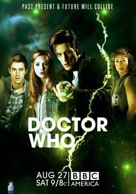 『ドクター・フー シーズン6』のポスター