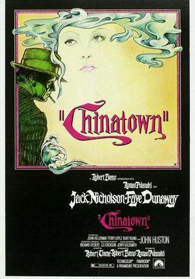Chinatown's Poster