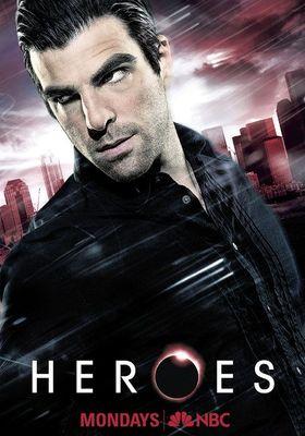 『HEROES/ヒーローズ シーズン3』のポスター
