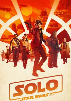 Solo: A Star Wars Story's Poster