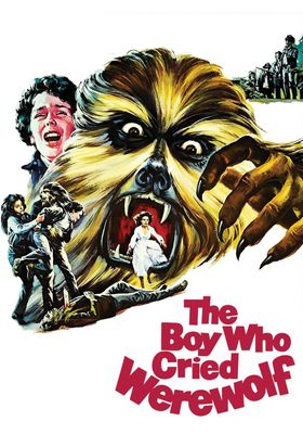 The Boy Who Cried Werewolf's Poster