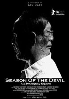 『Season of the Devil』のポスター