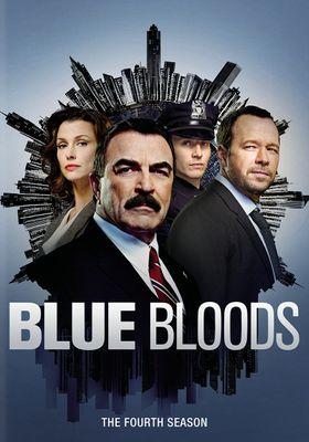 Blue Bloods Season 4's Poster