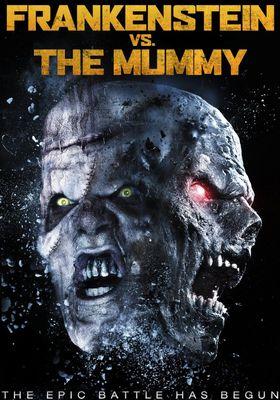 Frankenstein vs. The Mummy's Poster