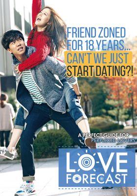 Love Forecast's Poster