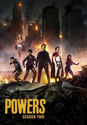 Powers Season 2's Poster