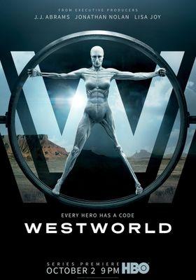 『ウエストワールド シーズン1』のポスター