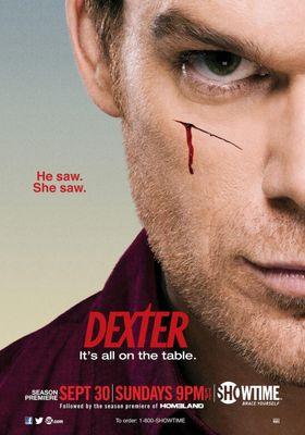 『デクスター シーズン7』のポスター