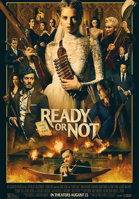 Ready or Not's Poster