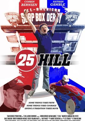 25 Hill's Poster