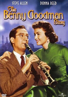 The Benny Goodman Story's Poster