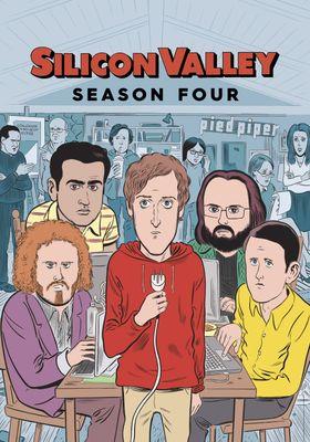 Silicon Valley Season 4's Poster