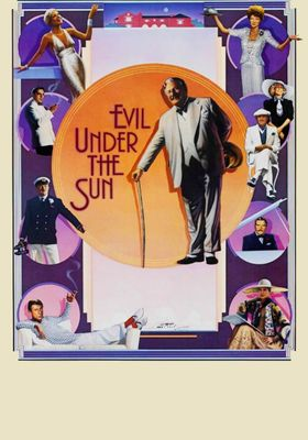 Evil Under the Sun's Poster