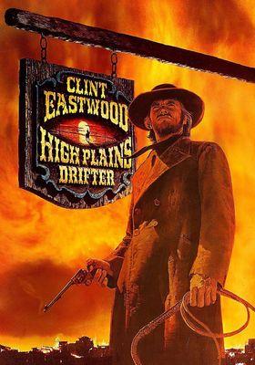 High Plains Drifter's Poster