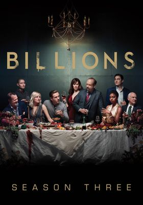 Billions Season 3's Poster