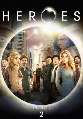 Heroes Season 2's Poster