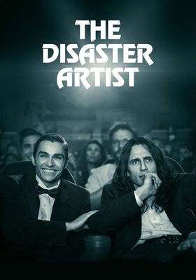 The Disaster Artist's Poster