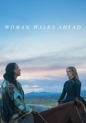 Woman Walks Ahead's Poster