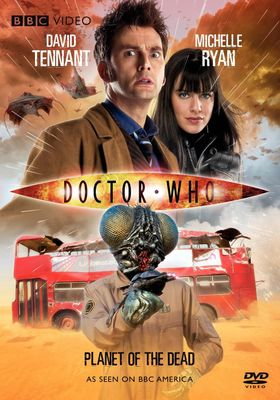 Doctor Who: Planet of the Dead's Poster