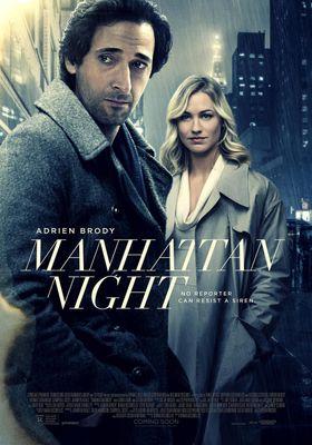 Manhattan Night's Poster