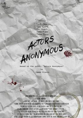 『Actors Anonymous(原題)』のポスター