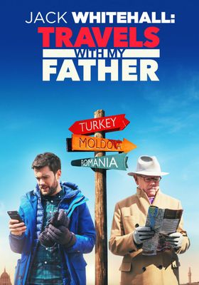 Jack Whitehall: Travels with My Father Season 3's Poster
