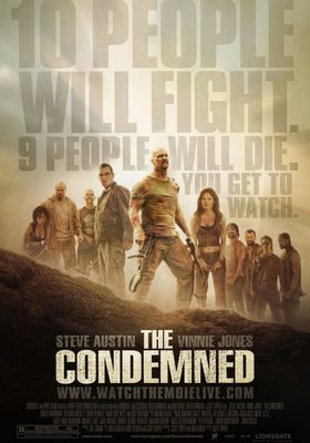 The Condemned's Poster