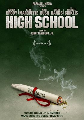 하이 스쿨의 포스터