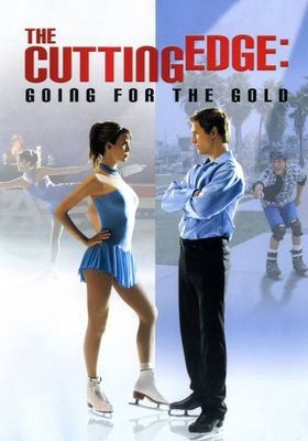 The Cutting Edge: Going for the Gold's Poster