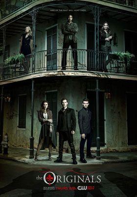 The Originals Season 3's Poster