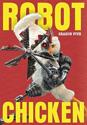 Robot Chicken Season 5's Poster