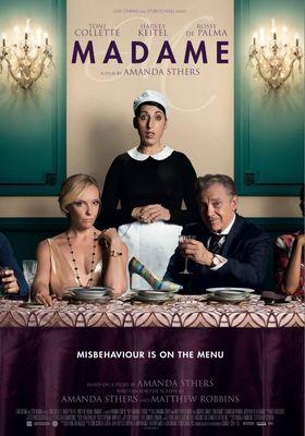 『マダムのおかしな晩餐会』のポスター