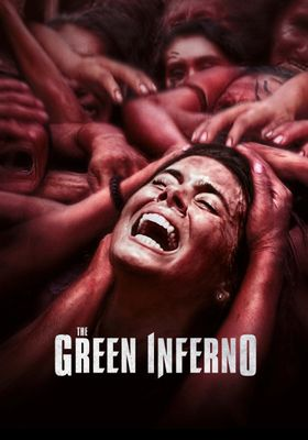 The Green Inferno's Poster