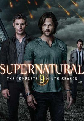 Supernatural Season 9's Poster