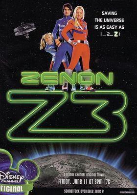 우주소녀 제논: Z3의 포스터