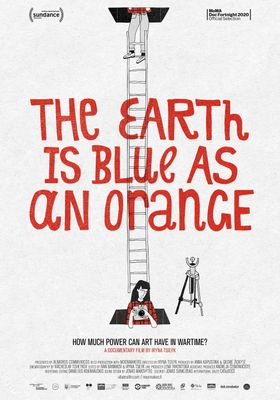 The Earth Is Blue as an Orange's Poster