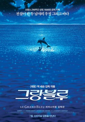 『グラン・ブルー』のポスター
