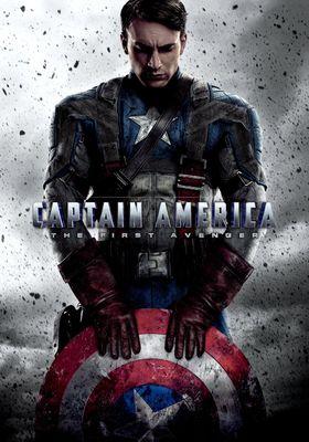 Captain America: The First Avenger's Poster