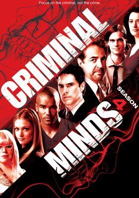 Criminal Minds Season 4's Poster