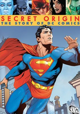 Secret Origin: The Story of DC Comics's Poster