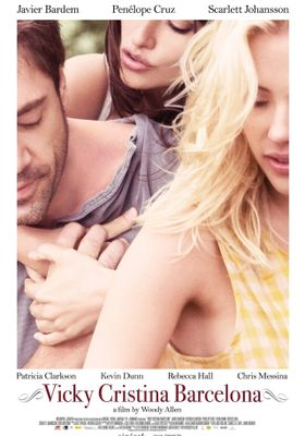 Vicky Cristina Barcelona's Poster