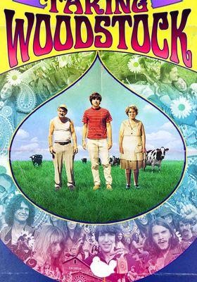 Taking Woodstock's Poster