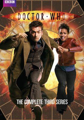 『ドクター・フー シーズン3』のポスター