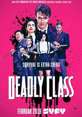 데들리 클래스의 포스터