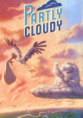 Partly Cloudy's Poster