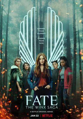 Fate: The Winx Saga 's Poster
