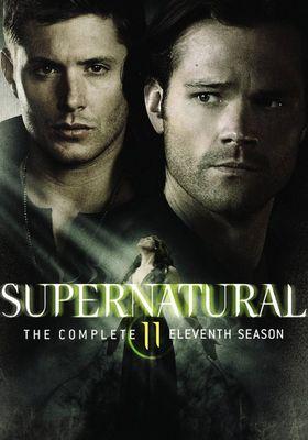 Supernatural Season 11's Poster